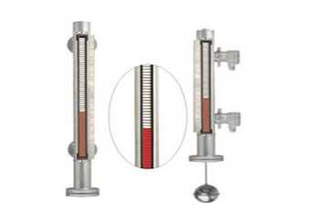 CLT6 : Magnetic Bi-Colour Level Indicator & Transmitter