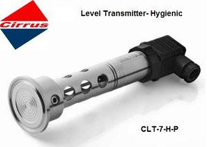 pressure transmitter cirrus cpt1
