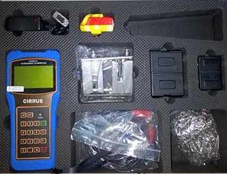 CLA1-PUF : Ultrasonic flow meter – Portable