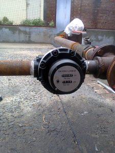 Cirrus diesel flow meter