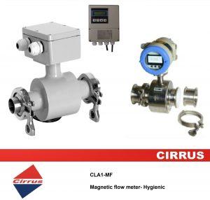 Hygienic flow meter- SS